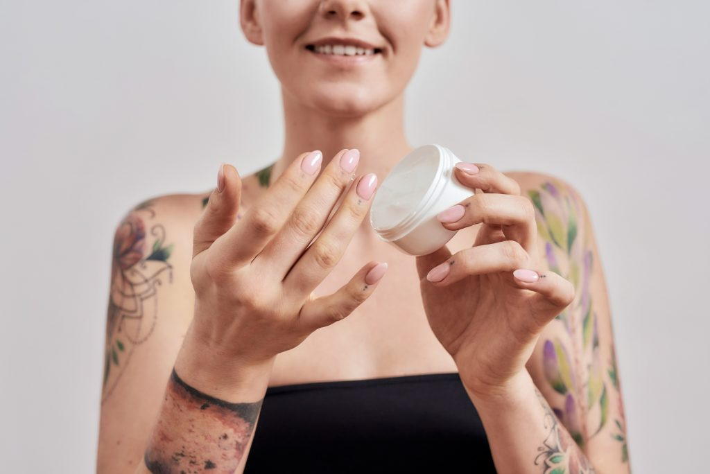 Neba - kosmetyki do pielegnacji tatuazu